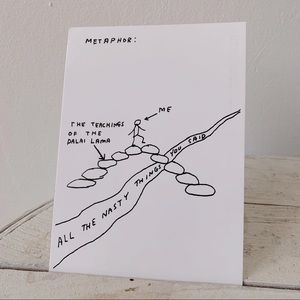 💌 LTd edition art postcard